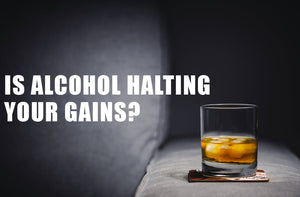 does alcohol affect muscle growth