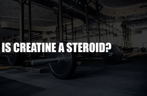 Is creatine a steroid?
