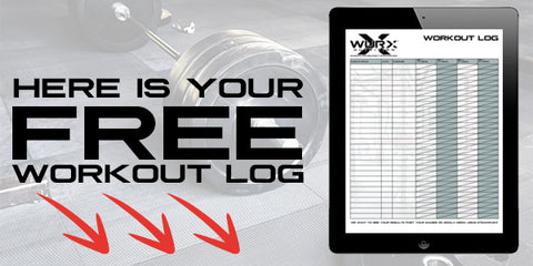 free workout log