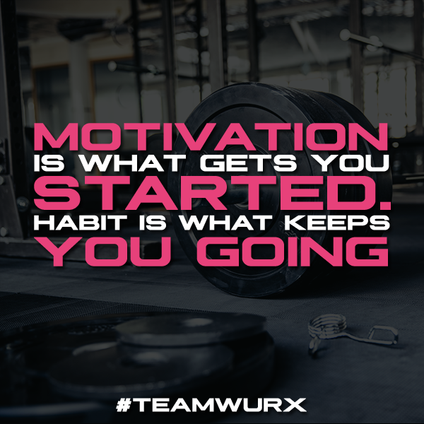 Motivation is what gets you started. Habit keeps you going | 8 Motivational Quotes