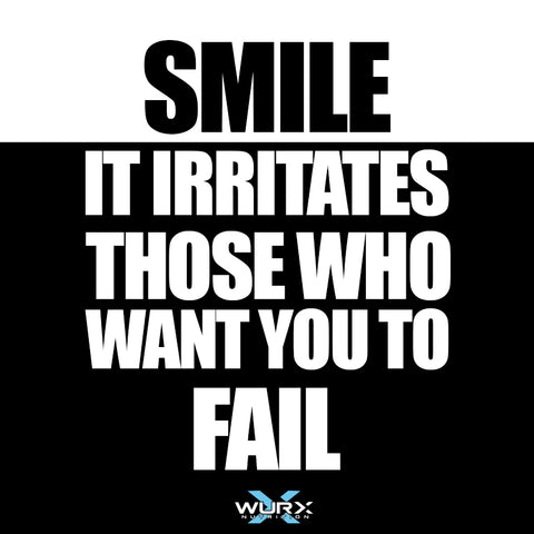 Motivational Quote | Smile for those who want you to fail