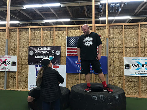 strongest man competition