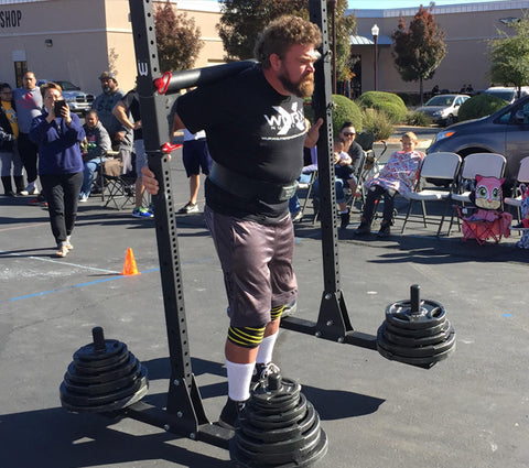 powerlifting competition utah