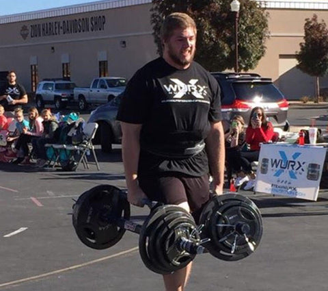 utah powerlifting competition