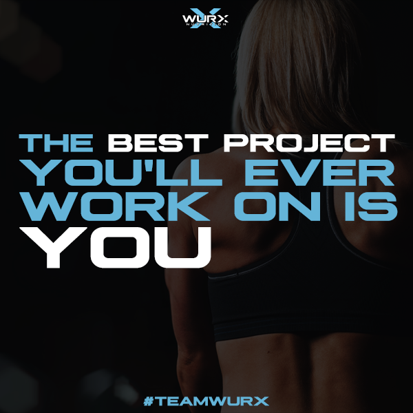 The best project you'll ever work on is you | 10 Motivational Quotes
