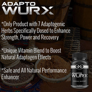 Adaptogen Supplement