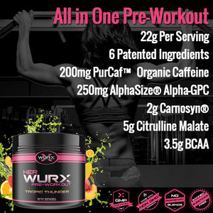 pre workout for women