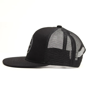Wurx Black Trucker Hat