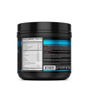 what's in pre workout supplements