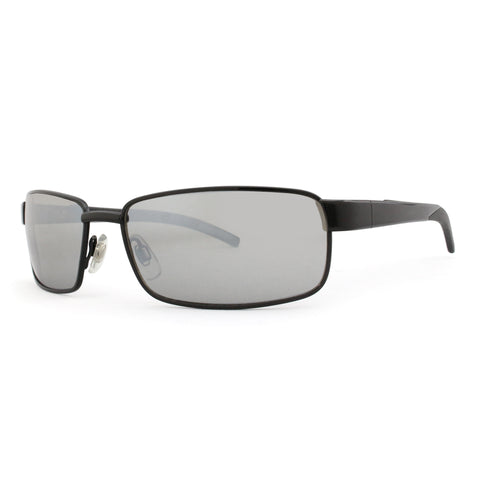 2633 Gloss Black with Grey Lens