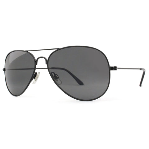 2713 Black Metal Frame With Grey Lens