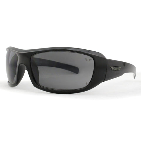 S3525 Gloss Black with Grey Lens