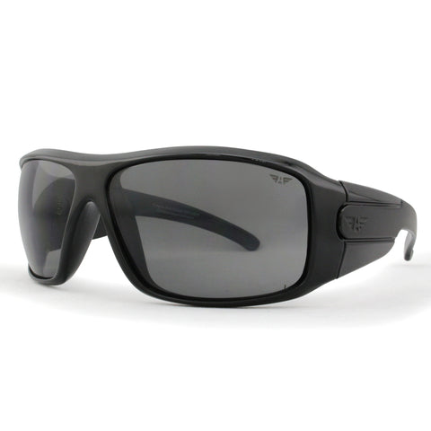 S3560 Gloss Black with Grey Lens