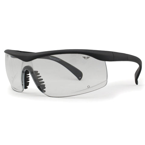 S3809 Black with Transparent Lens