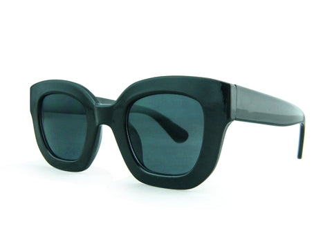 8129-d Black   with Grey Lens