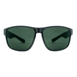 8041 Glossy  Black with Gradient  Lens