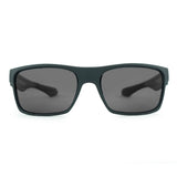 3793 Polarised Matte black colour frame in smoke  lens