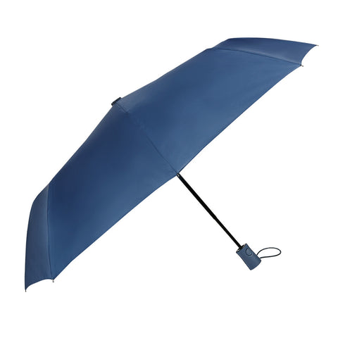 UMBL04 - The Classic Folded Wind Resistant Navy Umbrella