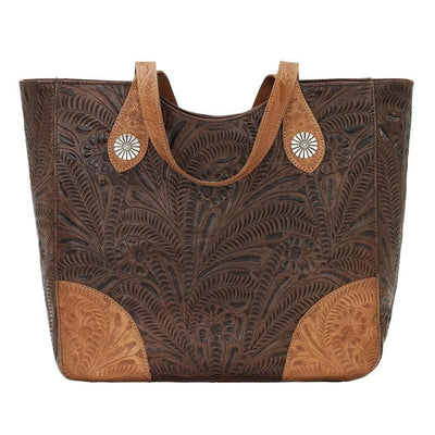 Annie's Secret Collection Large Concealed Carry Tote - Western Soul