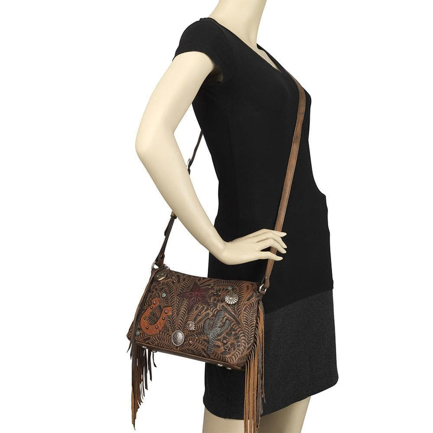 Sun Valley Western Crossbody Bag