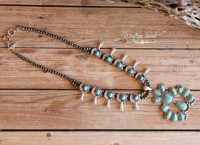 Dancing Skies Necklace