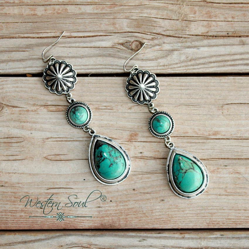 Wild River Earrings