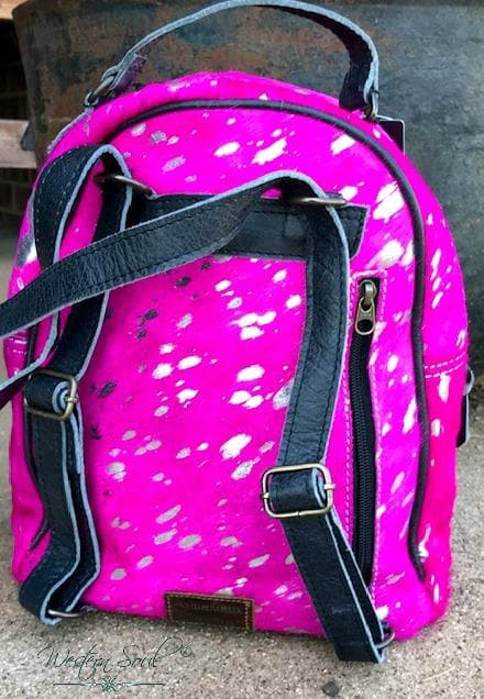 Get Ranchy Backpack Pink