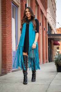 Lonesome Dove Fringe Duster