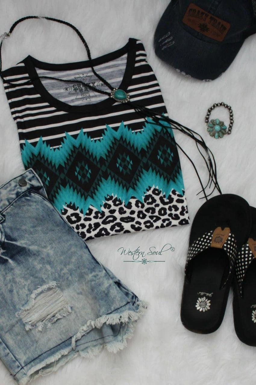 Twist and Shout Tank