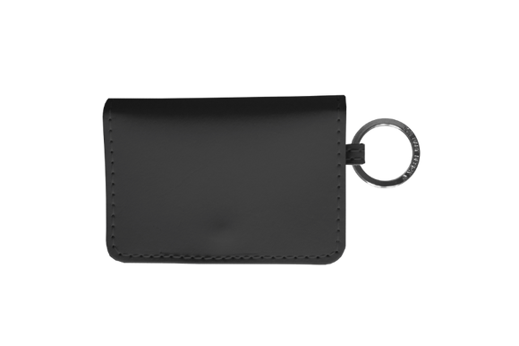 Leather ID Wallet (Order in any color!)