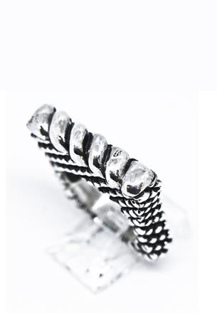 Twist Bar Ring