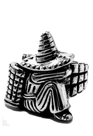 Mexican with Checkered Shank Ring