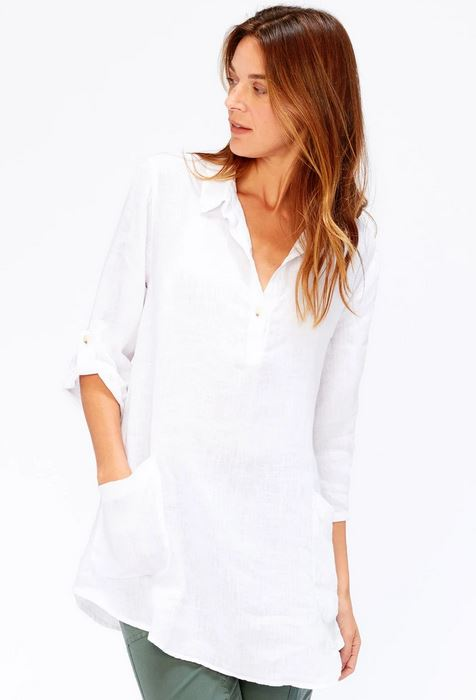 Rory Tunic - Off White