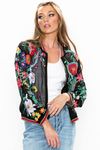 Bellezza Embroidered Jacket