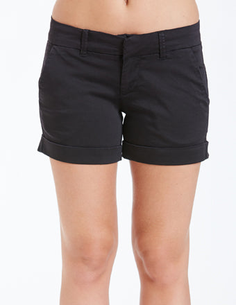 Black Hampton Shorts