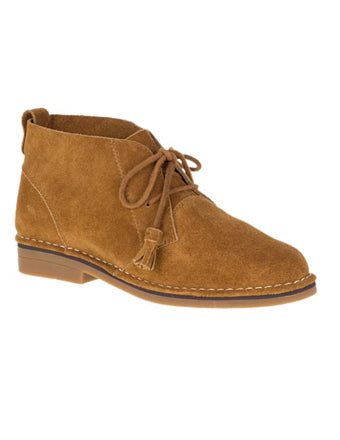 Cyra Catelyn - Camel Suede