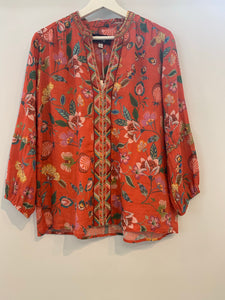 Poppy Paris Effortless Blouse