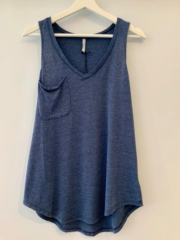 Navy Pocket Tank