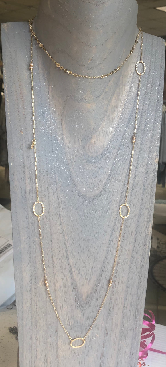 Lila Layering Necklace