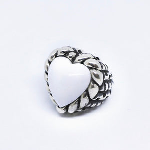 Large Heart Ring