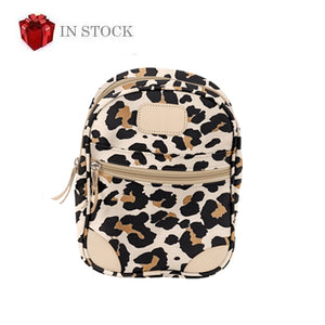 Mini Backpack - Leopard