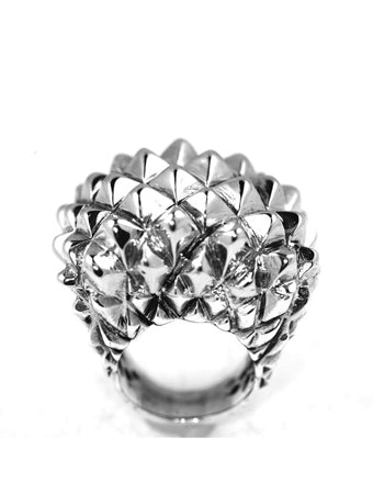 Large Pineapple Top Ring