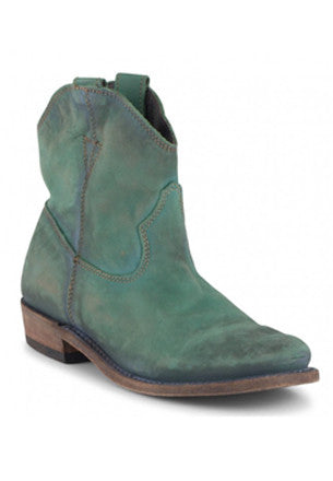 Turq Ankle Boot