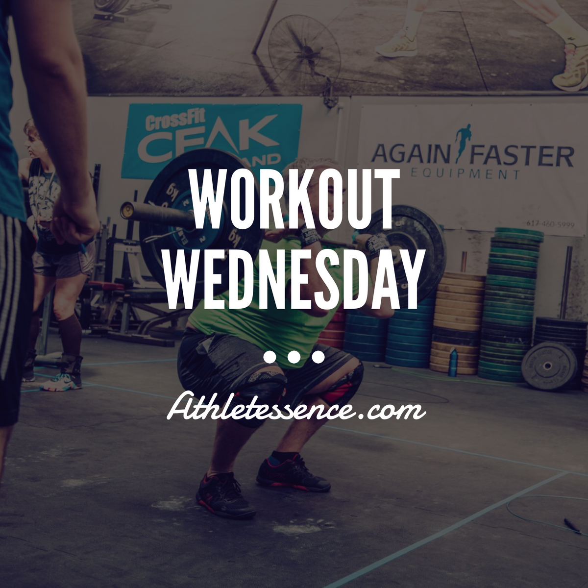 Workout Wednesday - 04/24/19