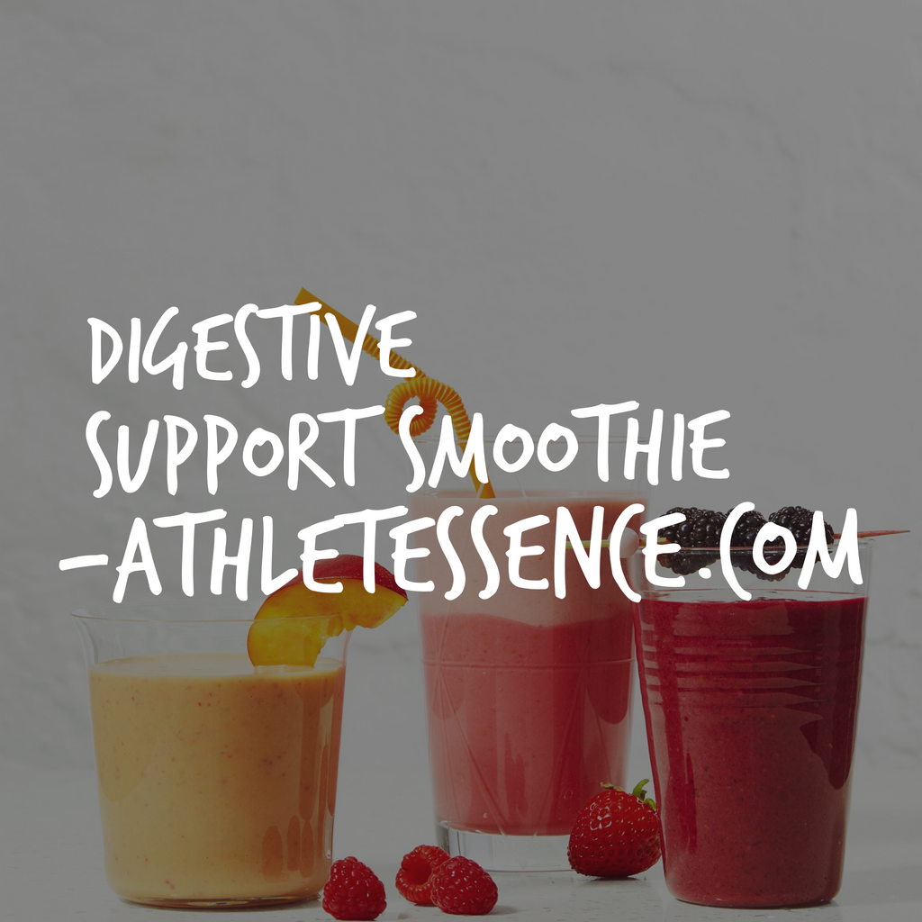 Digestive And Detox Support Smoothie Recipe