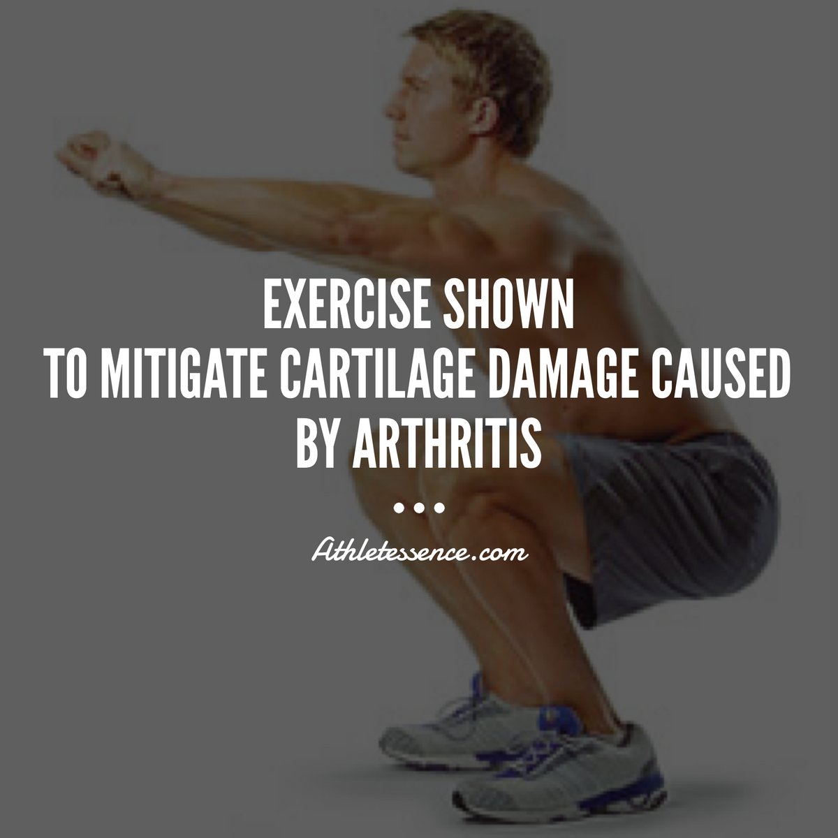 Exercise Helps Mitigate the Damage Caused by Arthritis