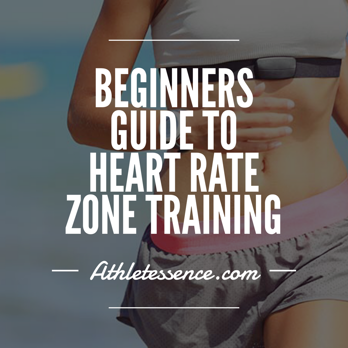 A Beginner's Guide To Heart Rate Training Zones