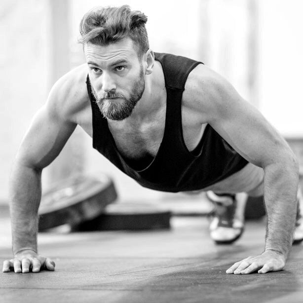 Push Ups May Be The Canary in the Coal Mine for Cardiovascular Risk