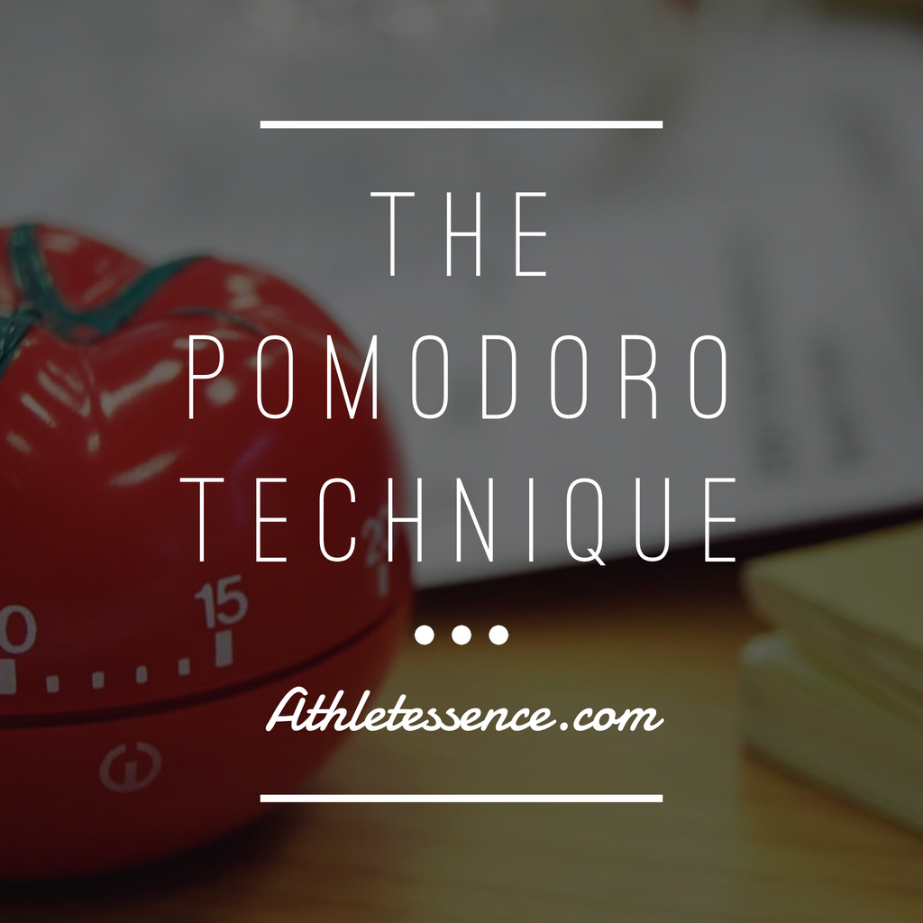 The Pomodoro Technique For Better Productivity and Fitness