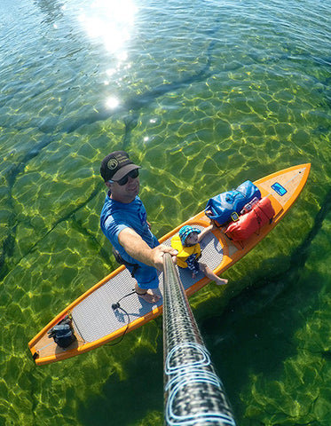 Guided SUP Tours
